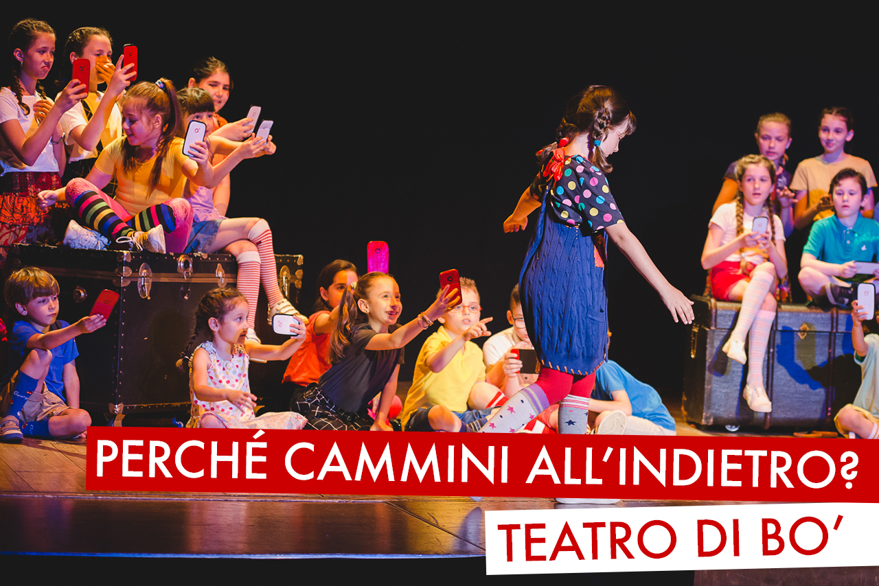 perche cammini all'indietro 2019 teatro di bo
