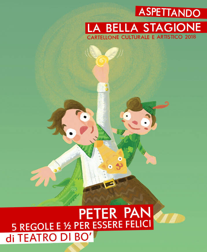 peterpan teatro di bo