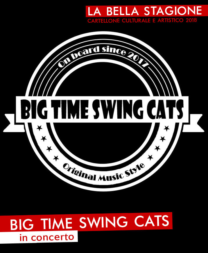 big time swing cats teatro di bo